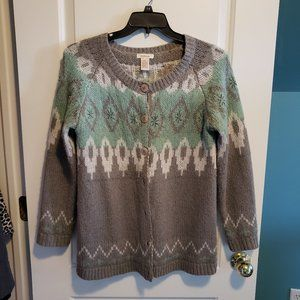 Sundance Beaded Cardigan